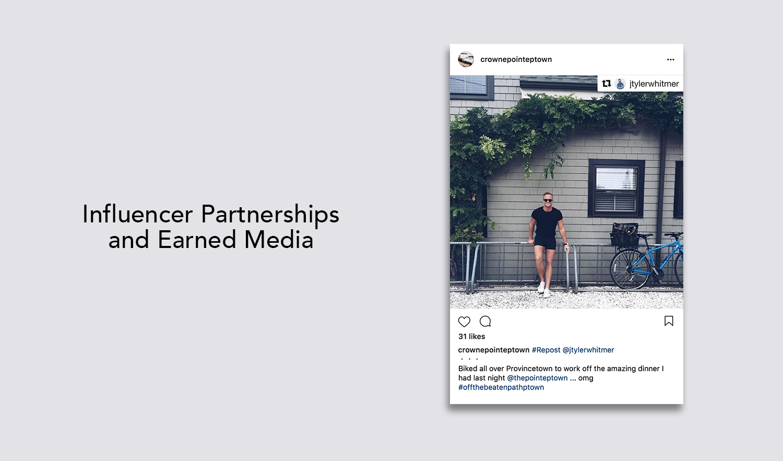 social media influencer partnerships