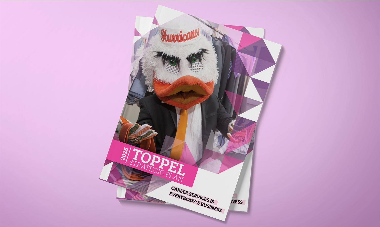 Toppel Career Center Strategic Plan Cover